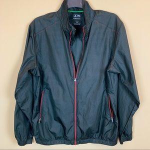 Adidas Golf windbreaker climaproof rain jacket